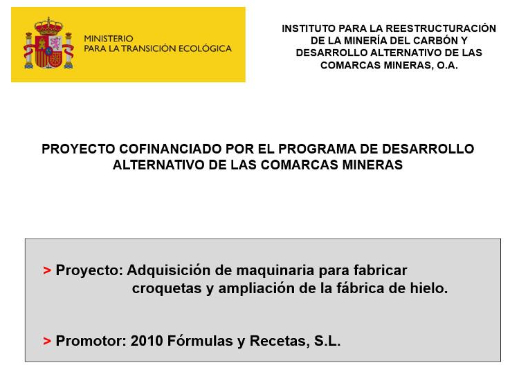 Comarcas mineras, hielo asturias